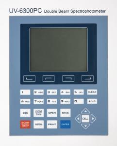 Spectrophotomètre UV/visible, UV-6300PC