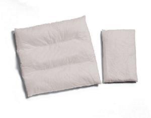 Oil sorbents pillows