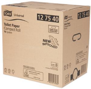 Papier toilette, T6 - Compact, Tork