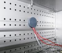 Access port silicone plug